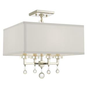 Paxton - Four Light Flush Mount