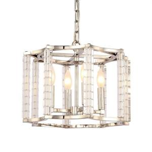 Carson - Four Light Chandelier