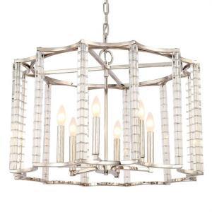 Carson - Six Light Chandelier