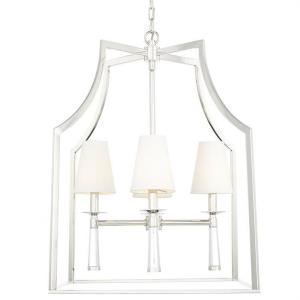 Baxter - Four Light Chandelier