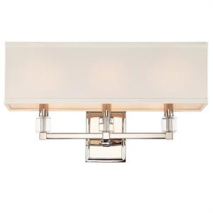 Dixon - Three Light Wall Sconce