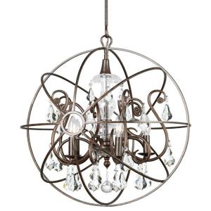 Solaris - Five Light Chandelier