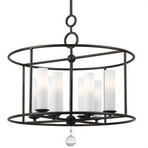 Cameron - Eight Light Chandelier