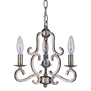 Orleans - Three Light Mini Chandelier