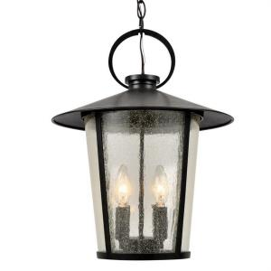 Andover - Four Light Outdoor Chandelier