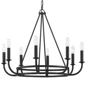 Bailey - 8 Light Chandelier