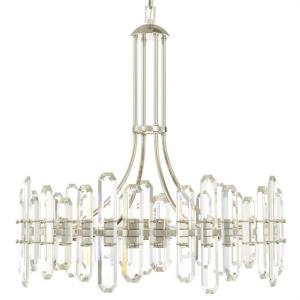 Bolton - Twelve Light Chandelier in traditional and contemporary Style - 32 Inches Wide by 22 Inches High
