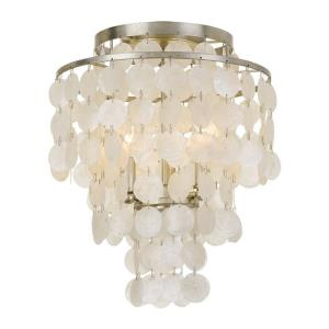 Brielle - Three Light Chandelier