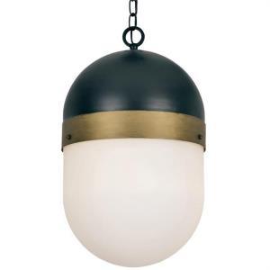 Capsule - Three Light Outdoor Pendant