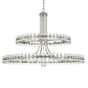 Clover - Twenty-Four Light 2-Tier Chandelier