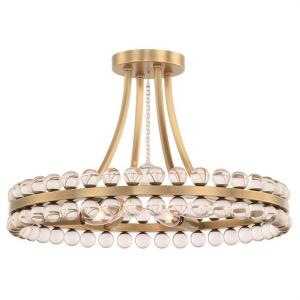 Clover - Four Light Flush Mount