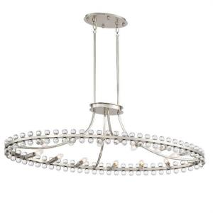 Clover - 12 Light Chandelier