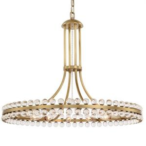 Clover - Twelve Light Chandelier