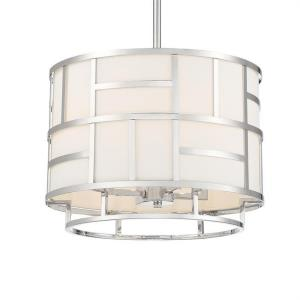 Danielson - Four Light Chandelier in Classic Style - 16.75 Inches Wide by 13 Inches High