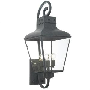 Dumont - Four Light Outdoor Wall Mount