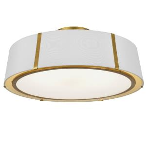 Fulton - Six Light Flush Mount