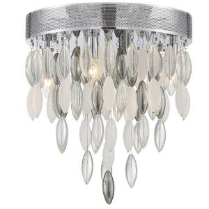 Hudson - 4 Light Flush Mount