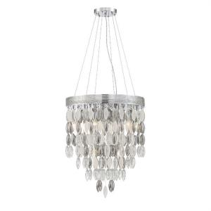 Hudson - 9 Light Chandelier in Classic Style - 22 Inches Wide by 27 Inches High