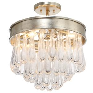 Julien - Four Light Flush Mount