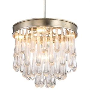 Julien - Five Light Chandelier in classic, elegant, and casual Style - 20.5 Inches Wide by 20.25 Inches High