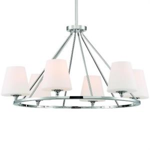 Keenan - 6 Light Chandelier