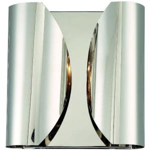 Monique - 2 Light Wall Mount in traditional and contemporary Style - 10 Inches Wide by 10 Inches High
