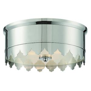 Nina - 3 Light Flush Mount