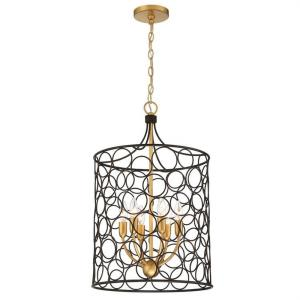 Stemmons - 6 Light Lantern