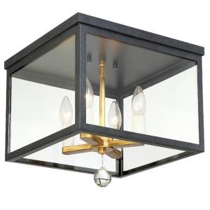 Weston - Four Light Flush Mount