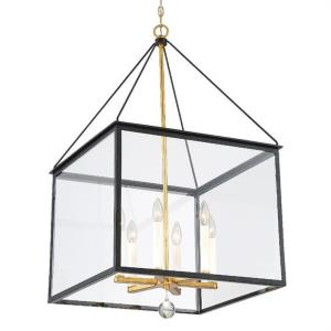 Weston - 6 Light Outdoor Hanging Lantern