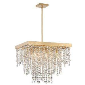 Winham - 8 Light Chandelier