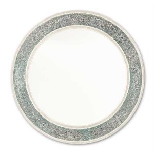 """Mermaid - 30"""" Round Glass Mirror"""