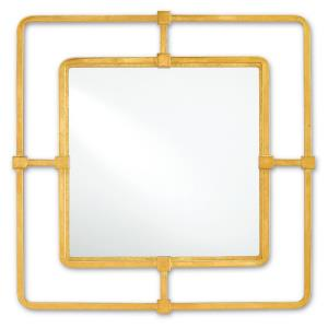 "Metro - 22.5"" Square Mirror"