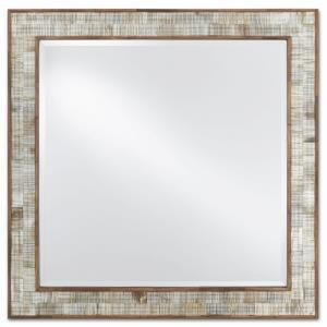 "Hyson - 26"" Square Mirror"