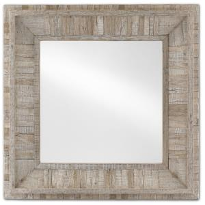 Kanor - 36 Inch Square Mirror