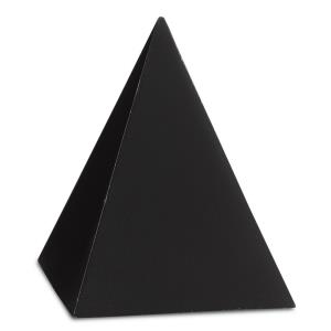 5 Inch Small Concrete Pyramid