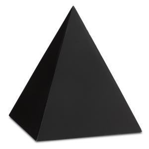 8 Inch Large Concrete Pyramid