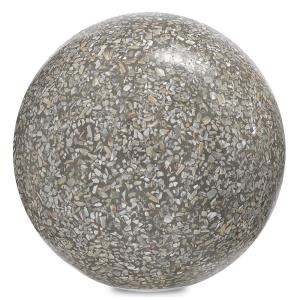 Abalone - 6 Inch Small Concrete Ball