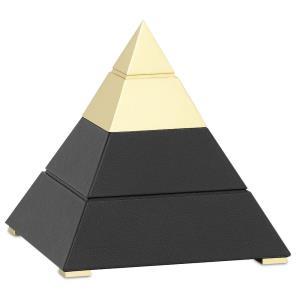 """Mastaba - 9.25"""" Small Pyramid"""