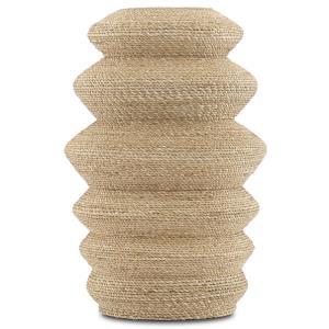 """Kavala - 18.25"""" Rope Vessel"""