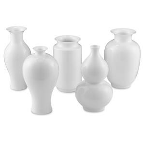 Imperial - 9.25 Inch Medium Vase Set