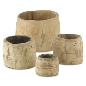 Gujarat - 7.75 Inch Pot (Set of 4)