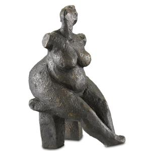 Lady Dreaming - 14.25 Inch Sculpture