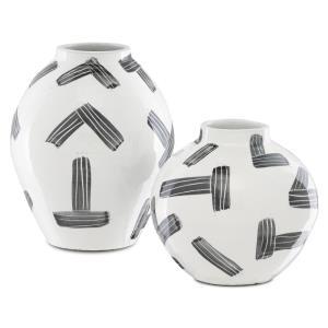 Cipher - 11 Inch Vase (Set of 2)