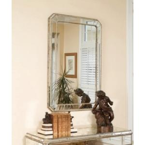 Antiqued - 26 Inch Mirror