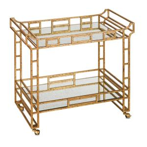"Odeon - 36"" Bar Cart"