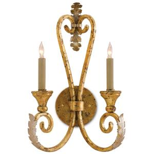 Orleans - Two Light Wall Sconce