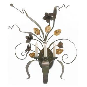 Westley - 3 Light Wall Sconce