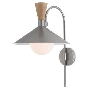 Beaufort - One Light Swing-Arm Wall Sconce