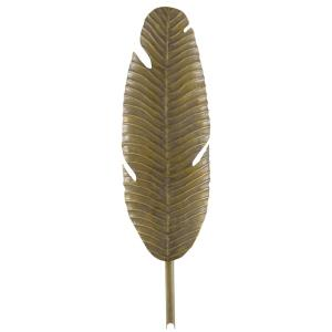 Tropical Leaf - 1 Light Wall Sconce